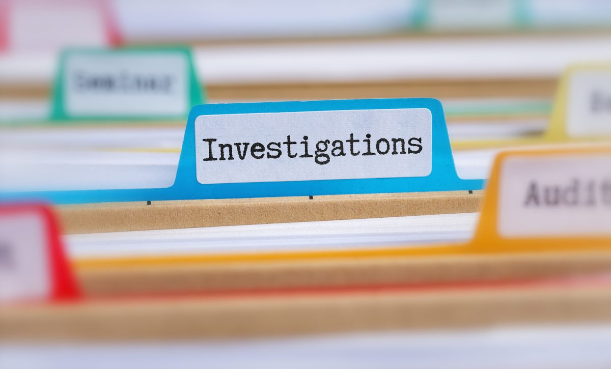 Achieve a culture of safety with accident investigations